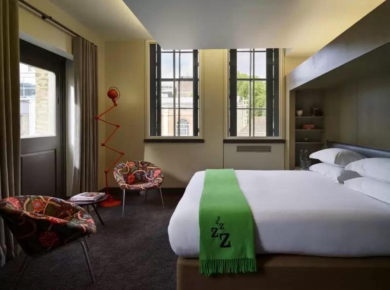 Zimmer im The Zetter in London
