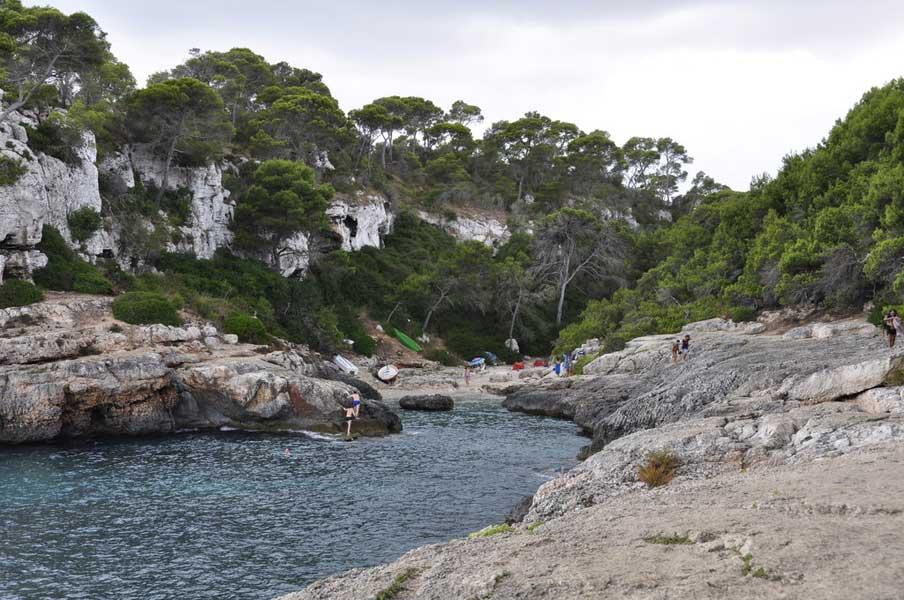 Cala-S_Almunia auf Mallorca Spanien