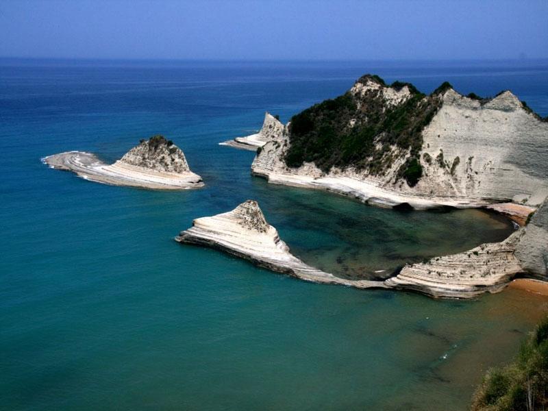 Kap-Drastis-auf-Korfu-Griechenland