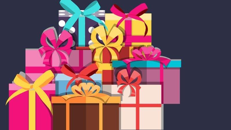 Weihnachtsgeschenke für Frauen, Männer und Kinder