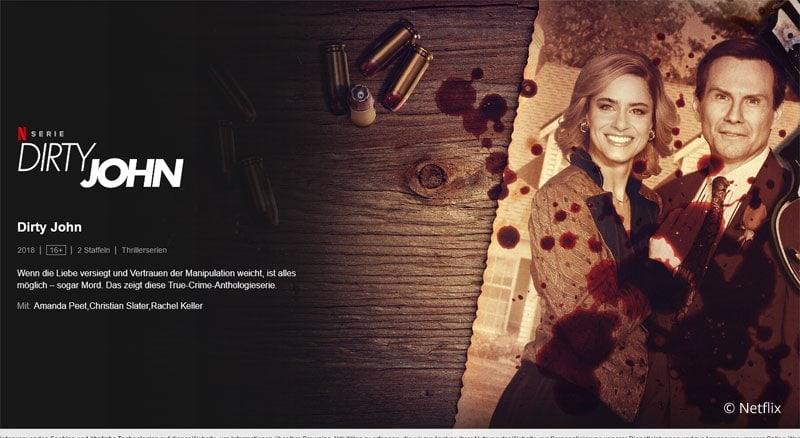 Dirty John: Betty Broderick - Szenen einer gescheiterten Scheidung