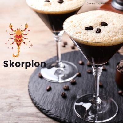 Espresso Martini für Skorpione ©Shutterstock_New Africa
