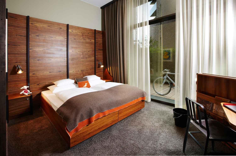 Koje im 25h Hotel Hafencity