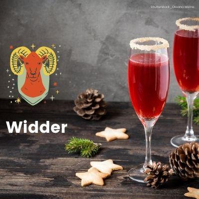 Cranberry Mimosa für Widder © Shutterstock_Oksana Mizina