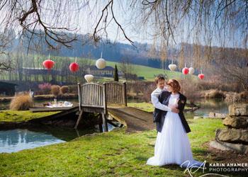 Tipps für wunderschöne Hochzeitsfotos; Bildquelle: Karin Ahamer