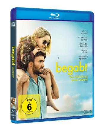 Blu ray Begabt