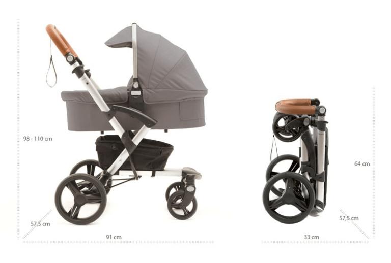 Produkt-Test: Kinderwagen von Bonavi