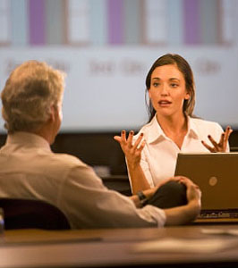 Verkaufen sich Frauen schlechter?; Bildquelle: istockphoto, Sportstock