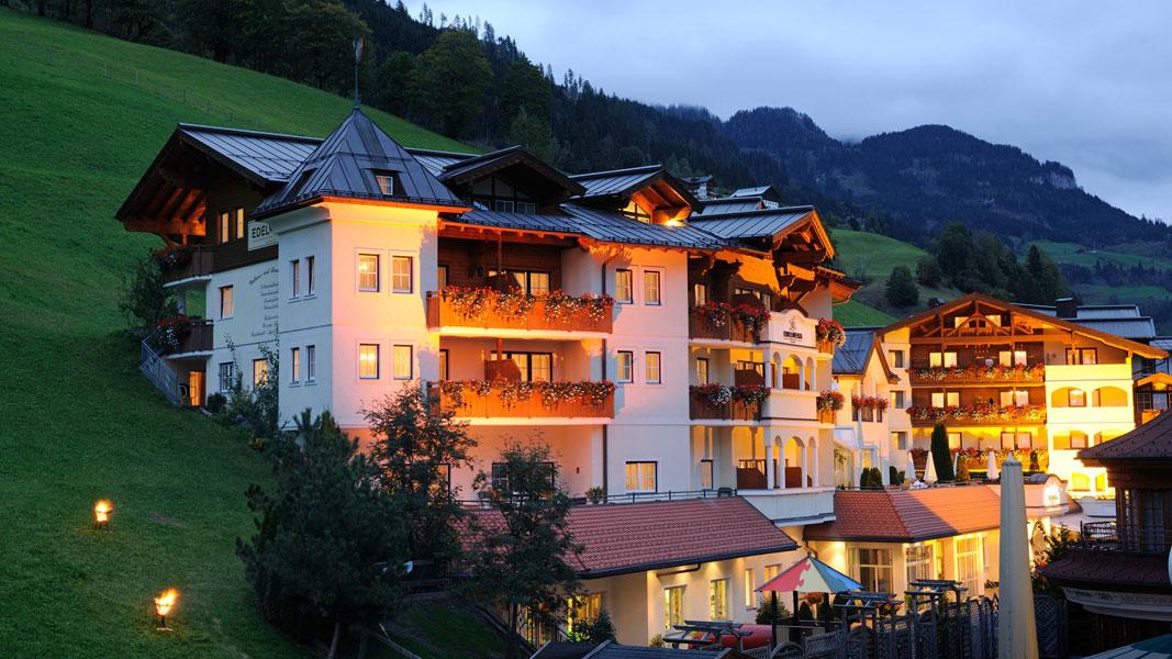 Hotel Edelweiss in Großarl