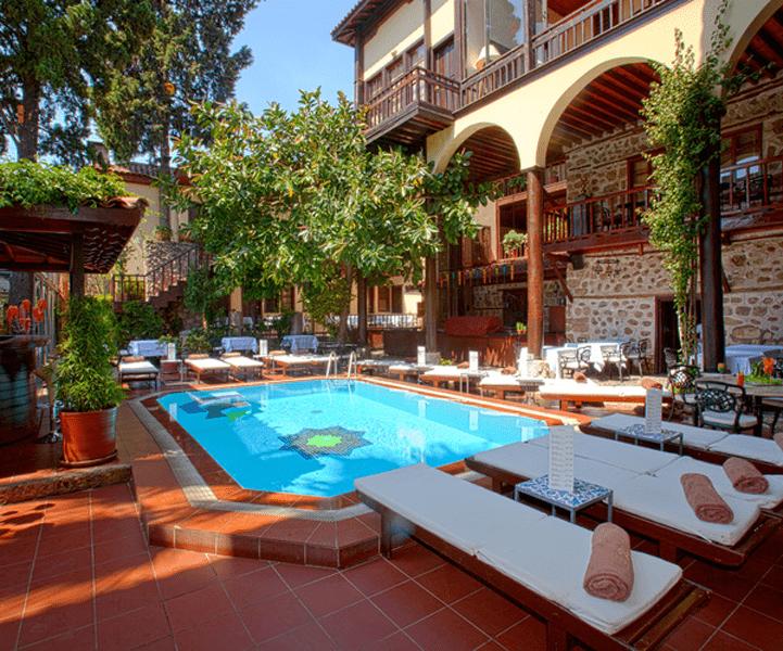 Hotel Alp Pasa Boutique Hotel, Antalya