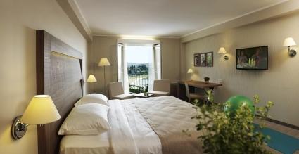 Die Zimmer im Wellness Active Hotel Apollo
