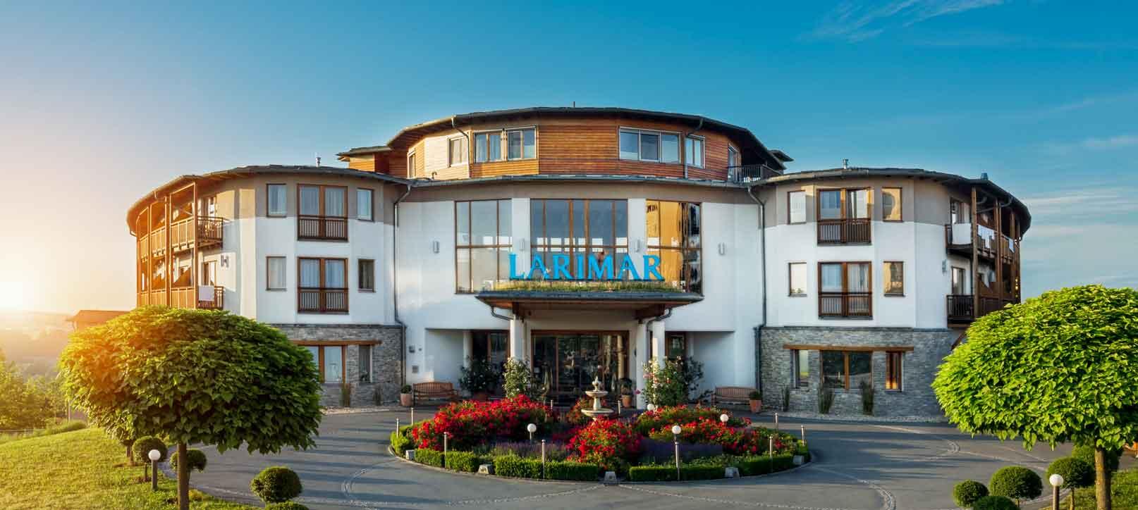 Hotel Larimar in Stegersbach