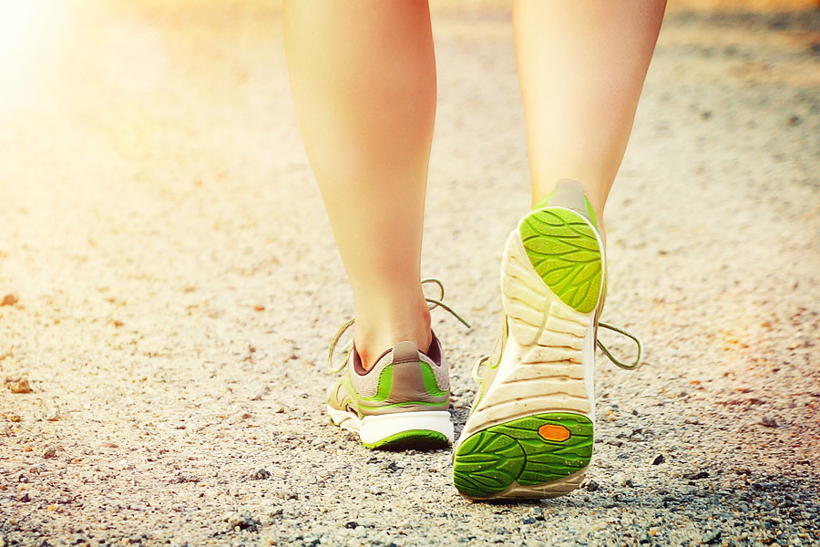 Mehr Erfolg mit dem richtigen Schuh