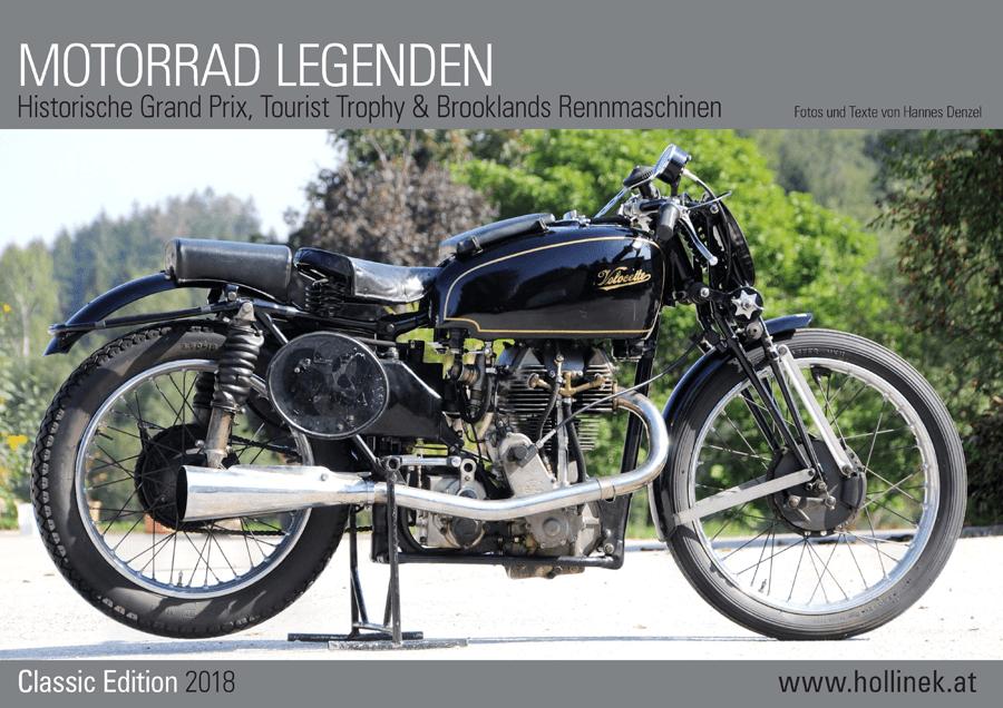 Motorrad Legenden Kalender