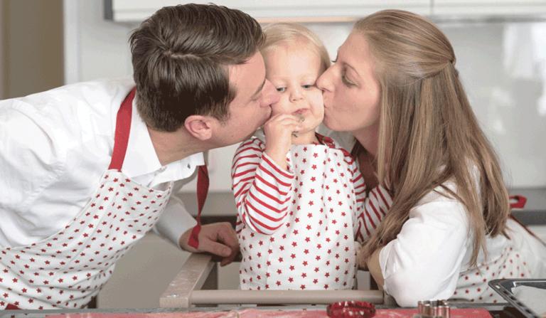 Familien-Homestory: so gelingen perfekte Familienfotos
