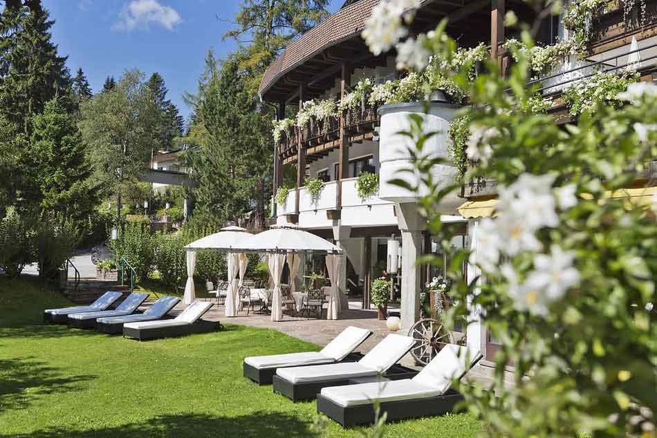 Hotel Lärchenhof in Seefeld/Tirol
