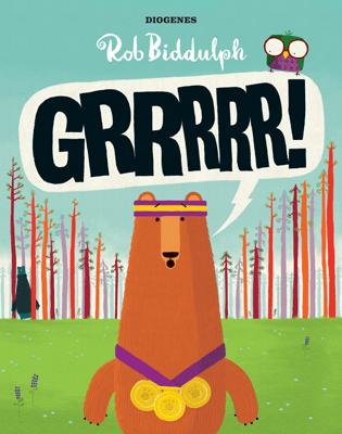 Grrrrr - das Bärenbuch