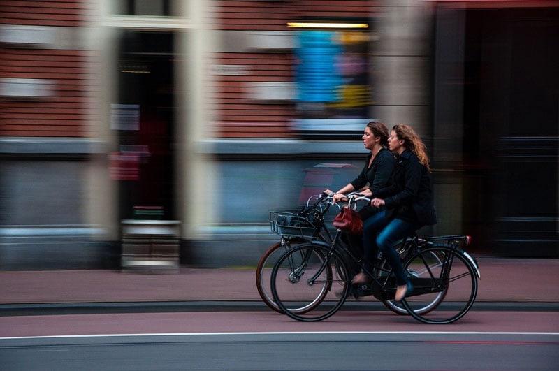 Radfahren macht happy! © pixabay