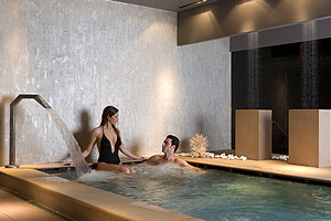 Wellness-Bereich im Hotel Royal
