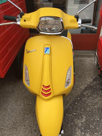 In gelb wird man gut gesehen