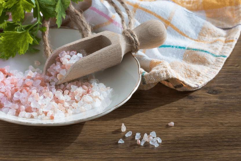 Salz hilft vielseitig