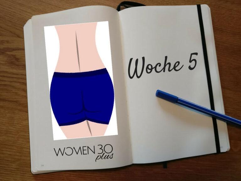 Beauty-Test: Shapewear Marie Woche 5