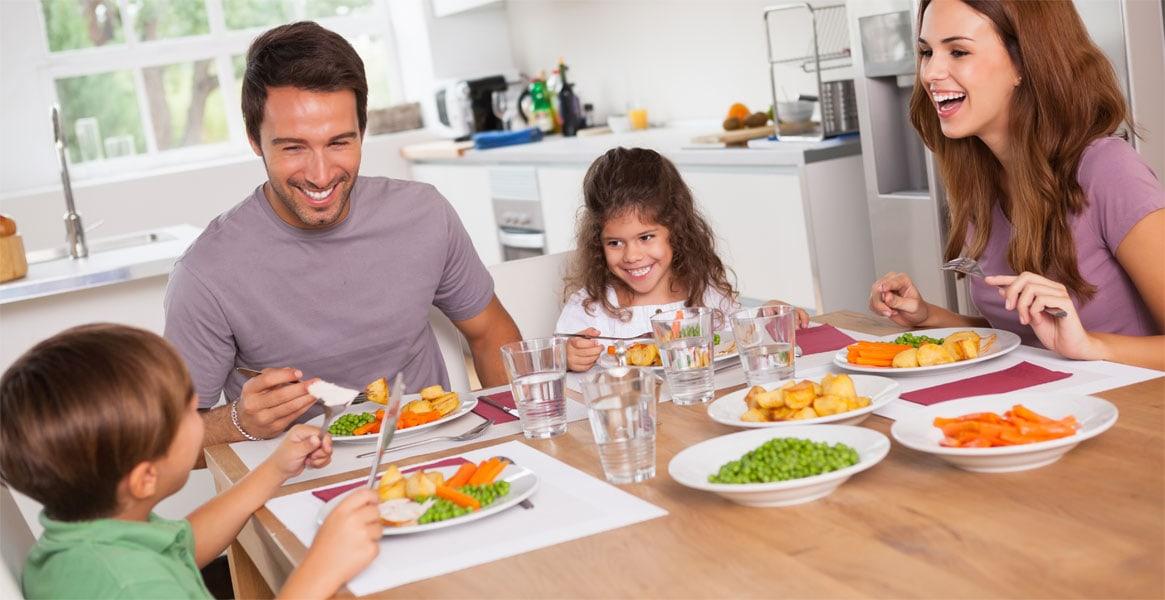 Mit dem Airfryer fettarm kochen für die ganze Familie