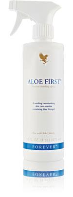 Aloe First von Forever Living