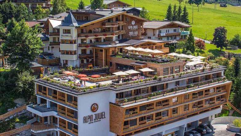Hotel-Test: Hotel Alpin Juwel in Saalbach-Hinterglemm