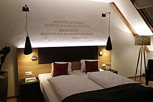 Winzerzimmer im Althof Retz © Women30plus