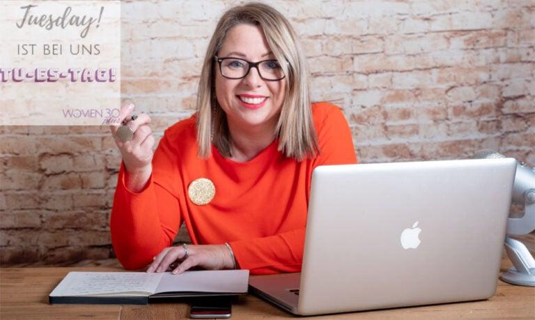 Unternehmerinnen-Porträt: Angelika Buchmayer, Expertin für Experten