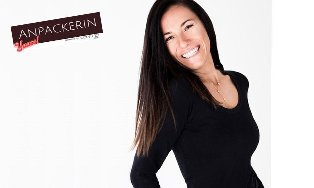 Immobilien-Maklerin Martina Wasserbauer bietet Besichtigungen via Video-Chat an