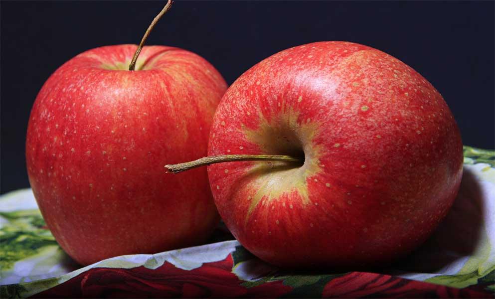 Äpfel - gesunde Alternative zu Süßigkeiten