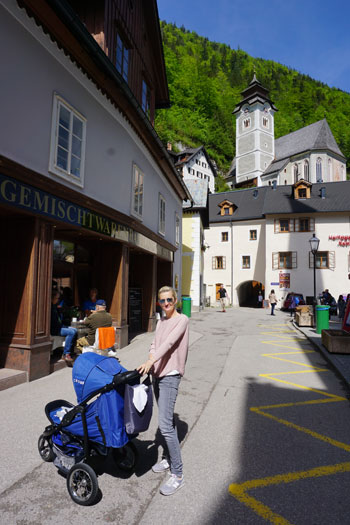 Ausflug in der Dachsteinregion