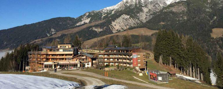 Hotel-Test: Holzhotel Forsthofalm