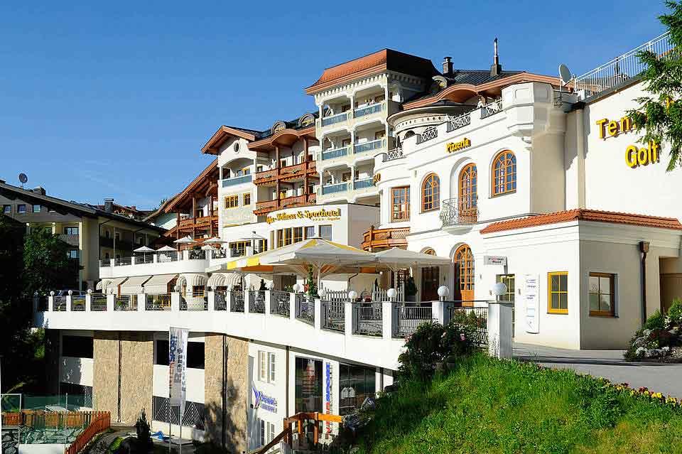 Sporthotel Alpina in St. Johann im Ponggau