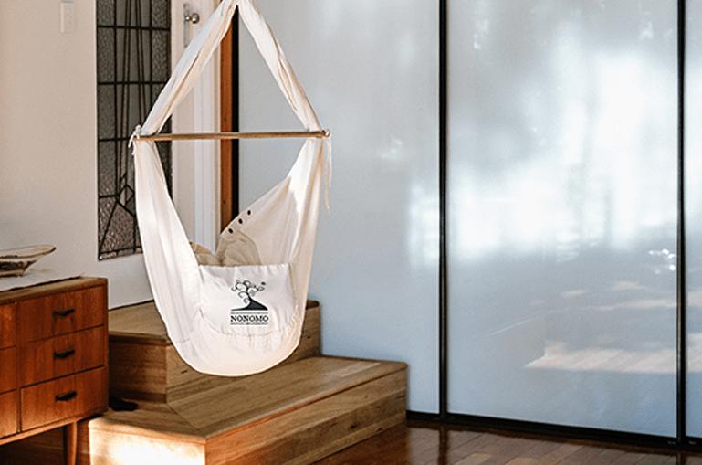 Produkt-Test: Babyhängematte von Nonomo