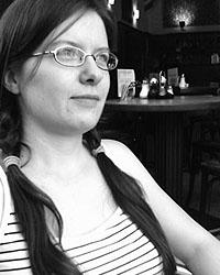 Martina Ritzberger, Pädagogin und Mutter eines dreiährigen Buben im Interview; © privat