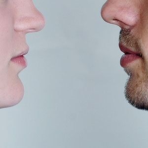 Die Kommunikation zwischen Mann und Frau ist nicht immer einfach; Bildquelle: Dragon30/photocase.com