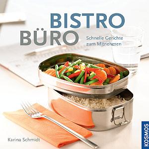 Rezepte für den großen & kleinen Hunger im Büroalltag; Bildquelle: Kosmos Verlag