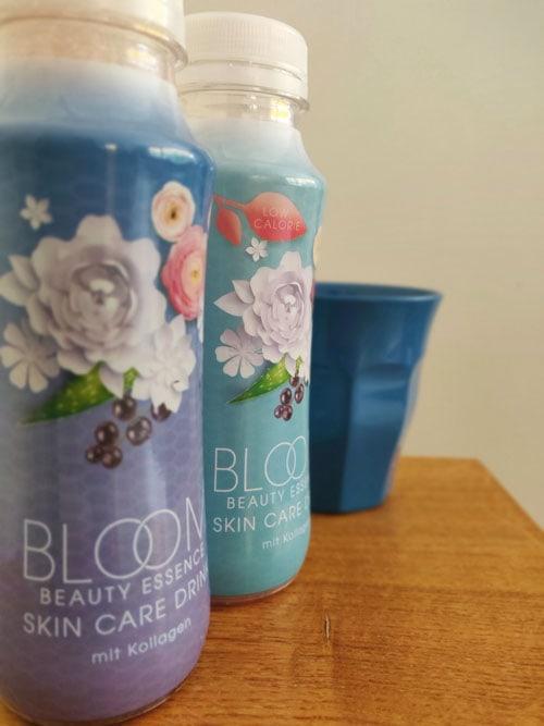 Der Bloom Skin Care Drink geht unter die Haut © Women30plus
