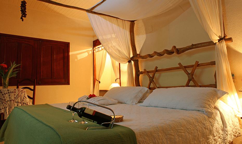 Zimmer in der Amazon Eco Park Lodge