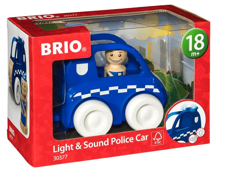 Brio Polizeiauto
