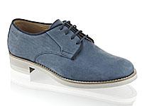 Blaue Brogues von Gant, gesehen bei Humanic um EUR 149; Bildquelle: Humanic
