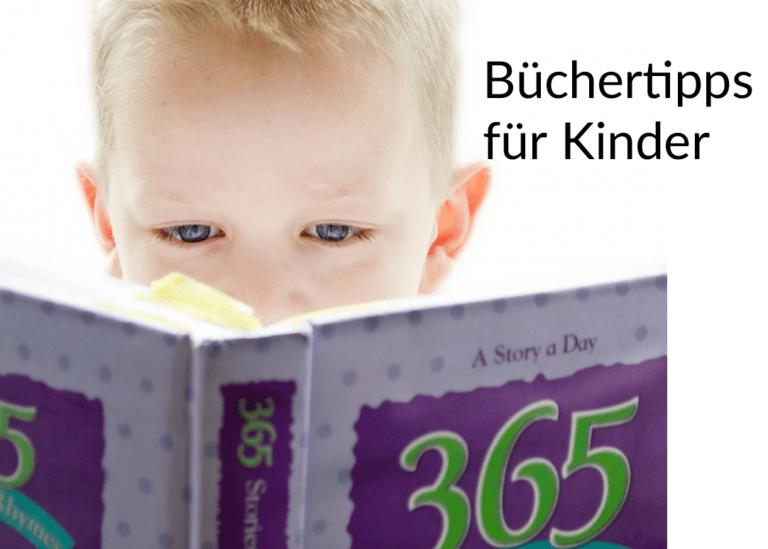 Büchertipps für Kinder