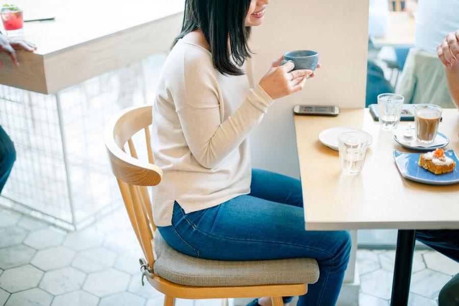 Oft ist es im Büro schwierig, sich gesund zu ernähren