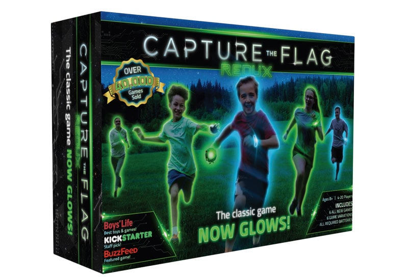 Capture the Flag Redux Abenteuerspiel