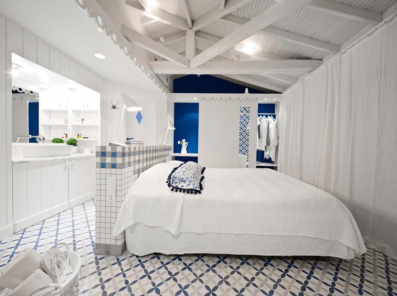 Zimmer im Ekies Resort