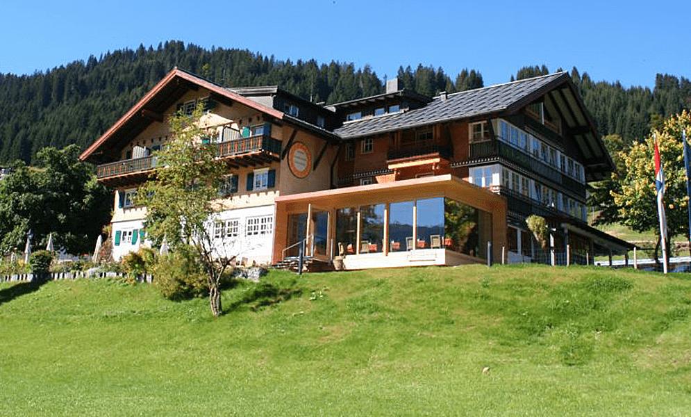 Naturhotel Chesa Valesa, Österreich