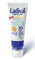 Ladival Sonnen- und Kälteschutz: ideal für Wintersportler